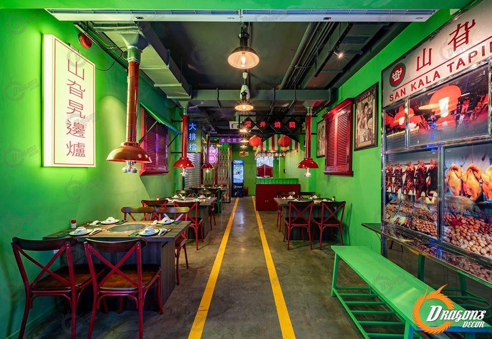 HONGKONG HOTPOT RESTAURANT - QUẬN 1